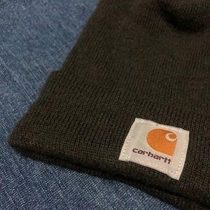 Carhartt Accessories - Carhartt Hunter Green Beanie 🌟